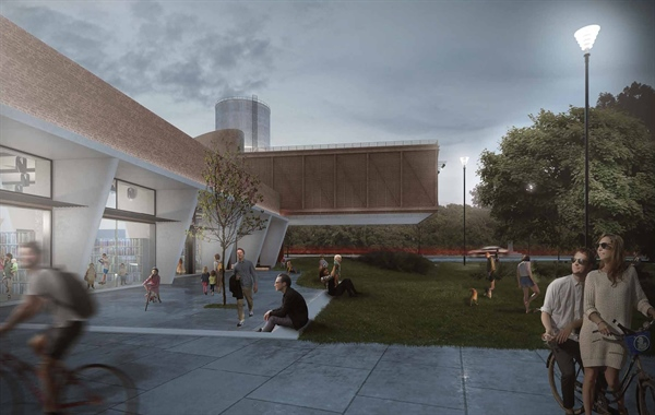 Tenders open for library gallery redevelopment