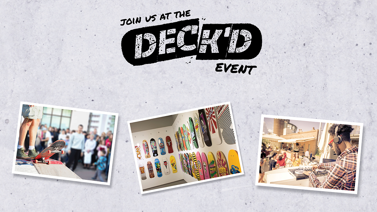 The Deck'd Event