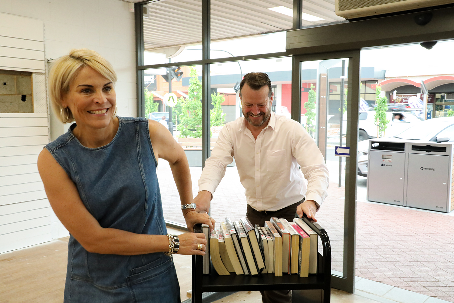 Council offices set to reopen as library prepares for big move